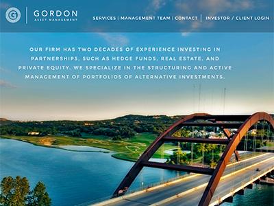 Gordon Assets