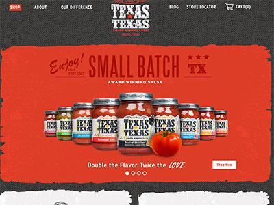 Texas Texas Salsa